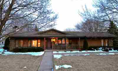 Green Bay Single Family Home Active-No Offer: 1048 N Taylor