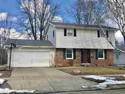 Appleton Single Family Home Active-No Offer: 538 E Coolidge