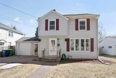 Green Bay Single Family Home Active-Offer No Bump: 340 Wilson