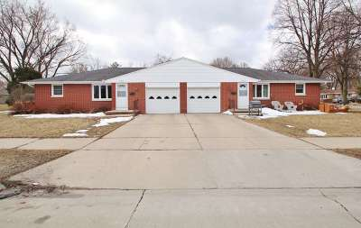 Green Bay Multi Family Home Active-No Offer: 1405 Bond