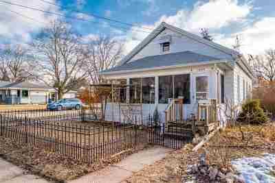 Oshkosh Single Family Home Active-No Offer: 1654 Ontario