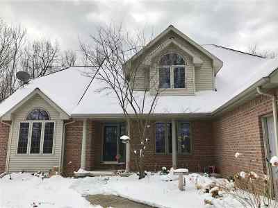 Sobieski Single Family Home Active-Offer No Bump: 6183 Northern Lights