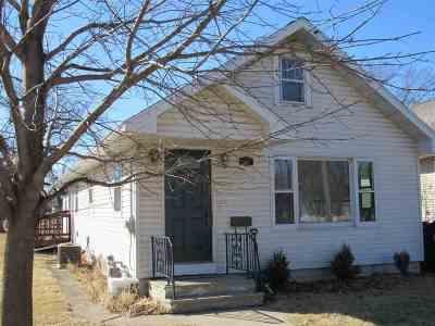 Oshkosh Single Family Home Active-No Offer: 1627 Ohio