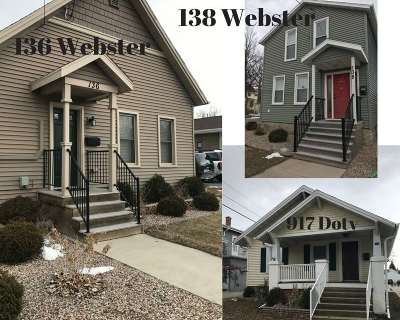 Brown County Multi Family Home Active-No Offer: 917 Doty
