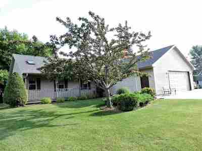 Oshkosh Single Family Home Active-No Offer: 675 Courtland
