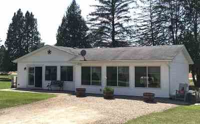 Single Family Home For Sale: 8718 River Trail