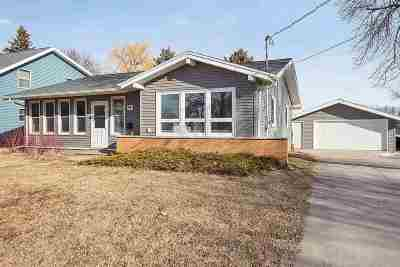 Single Family Home For Sale: 880 W 18th