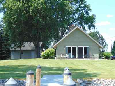 Single Family Home Active-No Offer: 8966 Marion