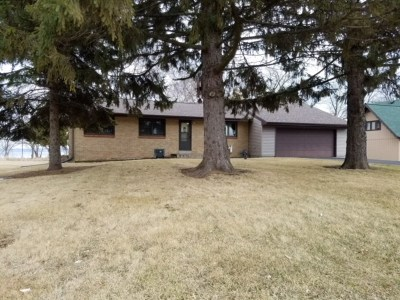 Single Family Home For Sale: N8635 Shady