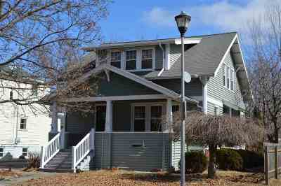 Single Family Home For Sale: 395 S Park