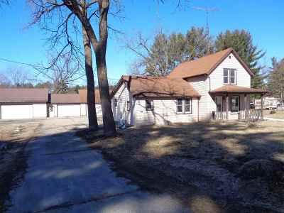 Single Family Home For Sale: 339 N Jefferson