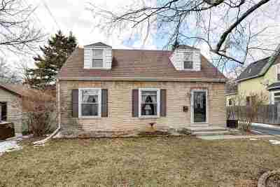 Appleton Single Family Home Active-No Offer: 2113 N Meade