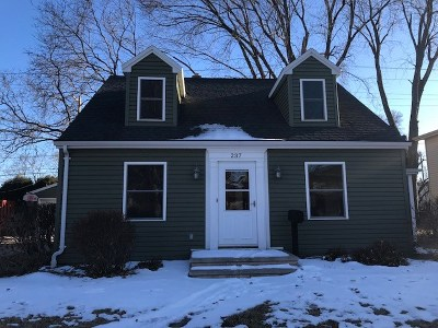Appleton Single Family Home Active-No Offer: 237 E McArthur