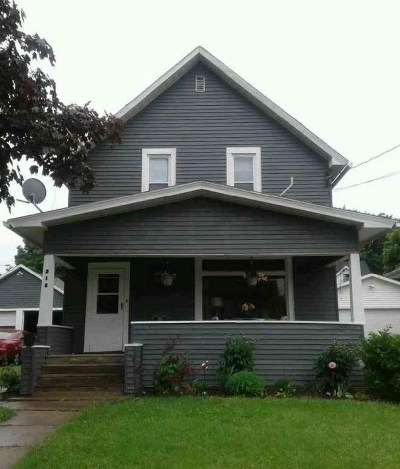 Kaukauna Single Family Home Active-No Offer: 215 Maria