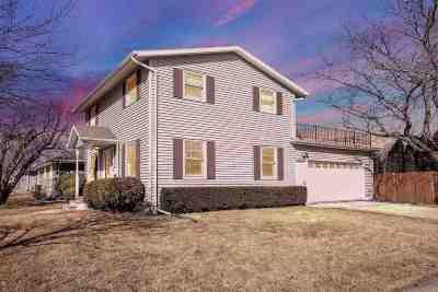 Oshkosh Single Family Home Active-No Offer: 240 S Lark