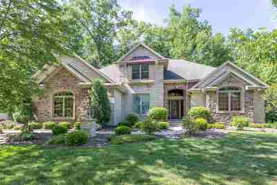 Green Bay Single Family Home Active-No Offer: 2935 Shelter Creek