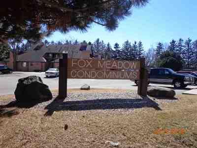 Oshkosh Condo/Townhouse Active-No Offer: 1355 W 18th