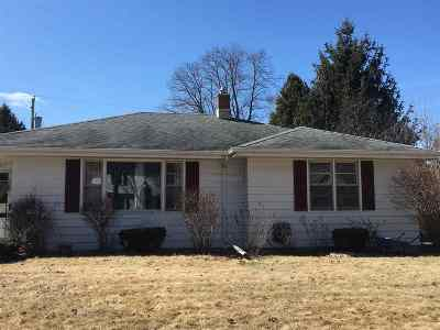 Appleton Single Family Home Active-No Offer: 1611 S Connell