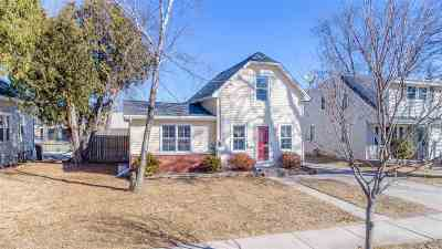 Single Family Home Active-No Offer: 1352 W Summer