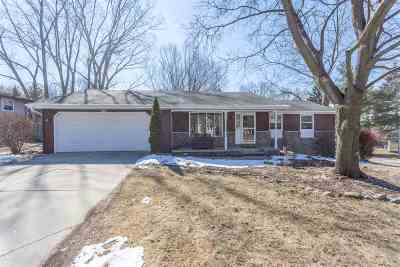 Green Bay Single Family Home Active-No Offer: 2436 Sunrise