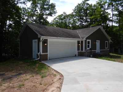 Marinette County Single Family Home Active-No Offer: W16275 Hwy H