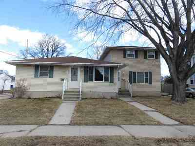 Green Bay Multi Family Home Active-No Offer: 980 Mather