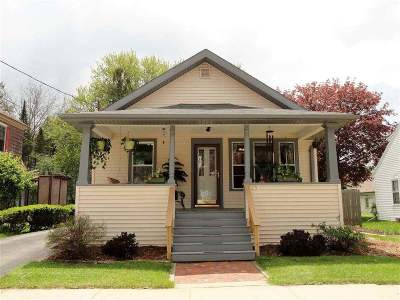 Appleton Single Family Home Active-Offer No Bump: 825 E Atlantic
