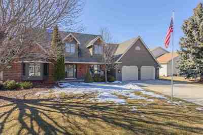 Appleton Single Family Home Active-No Offer: 3133 N Windsong