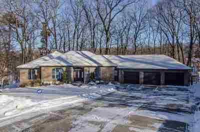 Green Bay Single Family Home Active-No Offer: 2428 Sandy