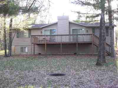 Single Family Home Active-No Offer: N1386 Wood Duck