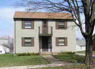 Green Bay Multi Family Home Active-No Offer: 1557 Foeller