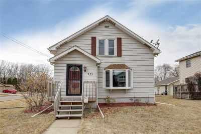 Neenah Single Family Home Active-No Offer: 423 Van