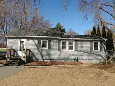 Single Family Home Active-No Offer: N8595 Lakeshore