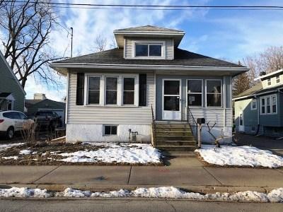 Green Bay Single Family Home Active-No Offer: 901 Christiana