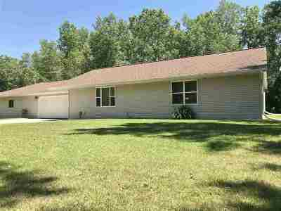 Oconto County Multi Family Home Active-No Offer: 4935 Rosewood