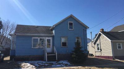 Oshkosh Single Family Home Active-No Offer: 323 W 7th