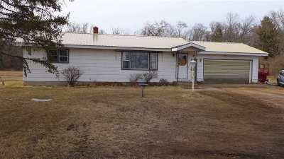 Waupaca Single Family Home Active-No Offer: E1990 Hwy 54