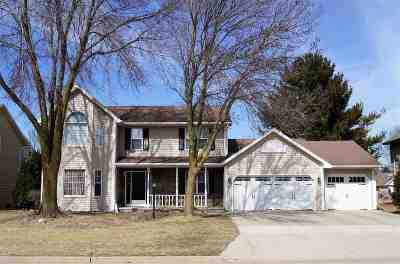 Single Family Home Active-No Offer: 3231 N Country Run