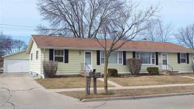 Multi Family Home Active-No Offer: 2319 N Eugene