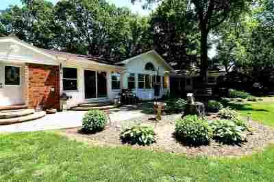 Oshkosh Single Family Home Active-No Offer: 5295 Ivy