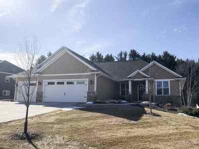 Green Bay Single Family Home Active-Offer No Bump: 3737 Copper Oak