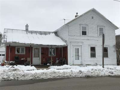 Oconto Single Family Home Active-No Offer: 315 Pecor
