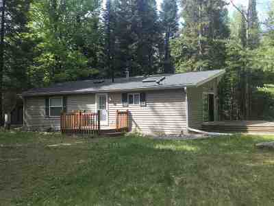 Mountain Single Family Home Active-No Offer: 12721 W Shore