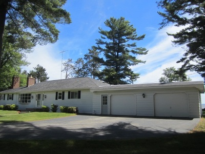 Marinette County Single Family Home Active-No Offer: N1768 Shore