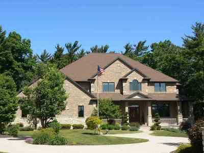 Green Bay Single Family Home Active-No Offer: 3343 Indigo Bluff