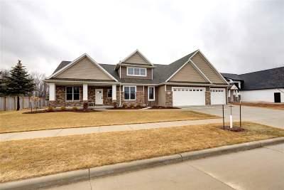 Appleton Single Family Home Active-Offer No Bump: 3401 S Solitude