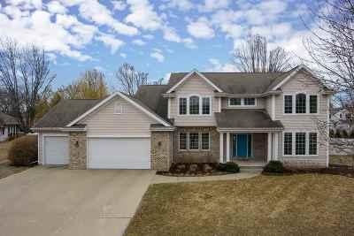 Neenah Single Family Home Active-Offer No Bump: 1326 Stratford