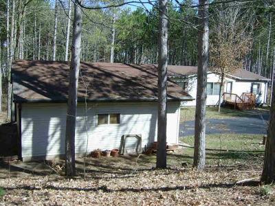 Coleman Single Family Home Active-Offer No Bump: 10716 E Rost Lake