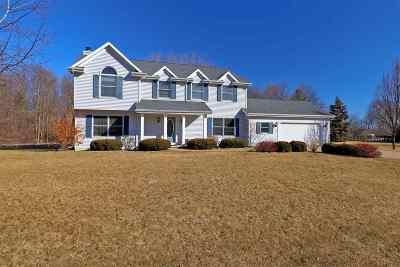 Oshkosh Single Family Home Active-Offer No Bump: 2844 Shorehaven