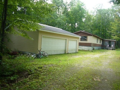 Mountain Single Family Home Active-No Offer: 15273 Island Lake